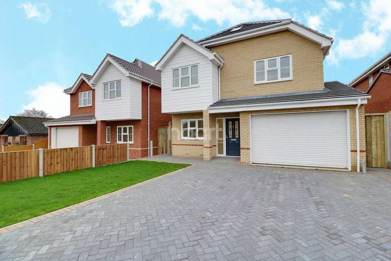 6 Bedrooms Detached House for sale in Sandown Road, Orsett
