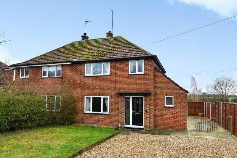 3 Bedrooms Semi Detached House for sale in Church Lane, Scredington, NG34