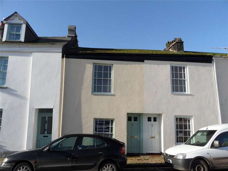 2 Bedrooms Terraced House for sale in Charles Street, Dartmouth, Devon, TQ6