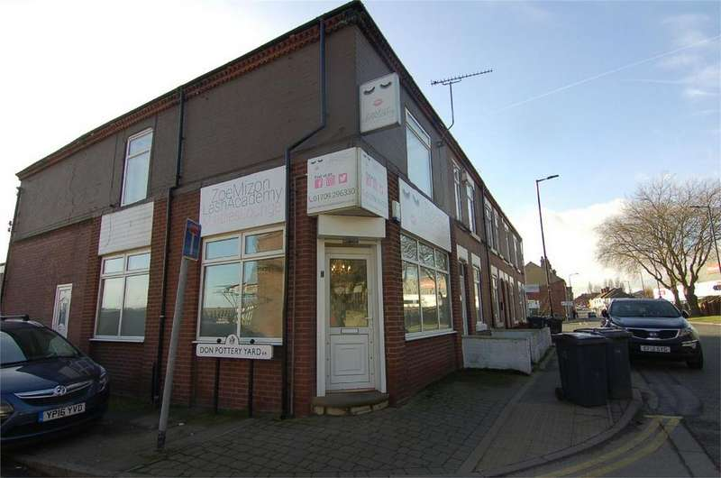 1 Bedroom Terraced House for sale in Rowms Lane, Swinton, MEXBOROUGH, South Yorkshire