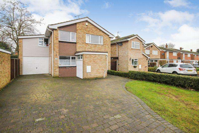 5 Bedrooms Detached House for sale in Longden Close, Haynes