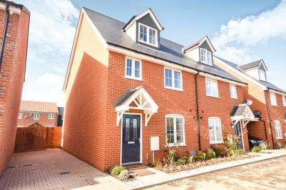 4 Bedrooms Semi Detached House for sale in Wyborne Park, Star Lane, Great Wakering