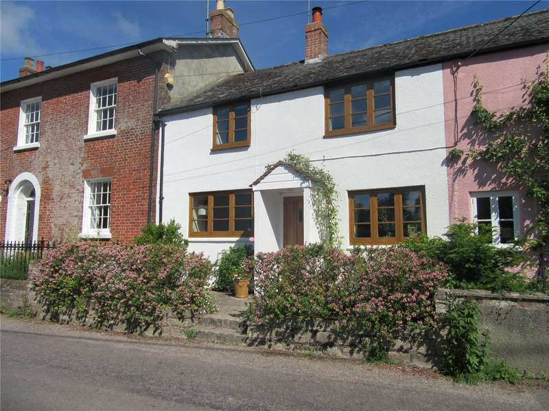 3 Bedrooms Terraced House for sale in Culver Cottages, Cattistock, Dorchester, Dorset, DT2
