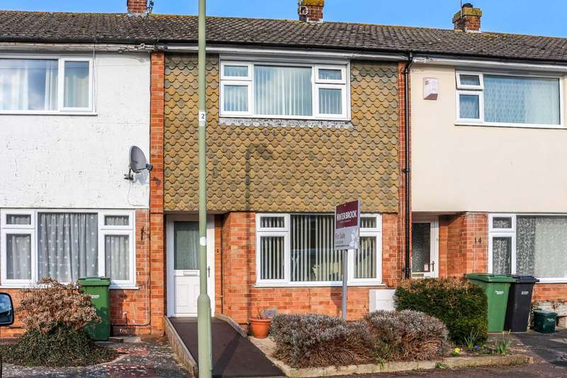 2 Bedrooms Terraced House for sale in Millbrook Close, Wallingford