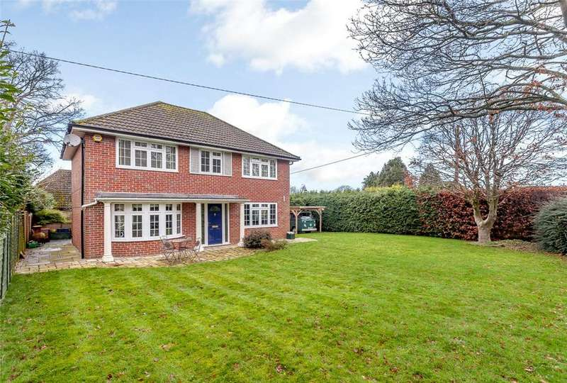 5 Bedrooms Detached House for sale in Pack Lane, Basingstoke, Hampshire, RG22