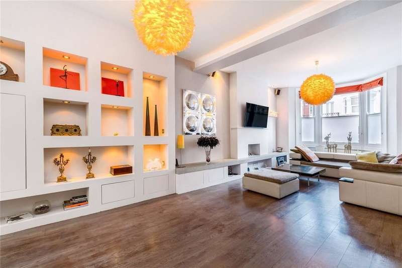 5 Bedrooms Terraced House for sale in Oxberry Avenue, Bishops Park, Fulham, London, SW6