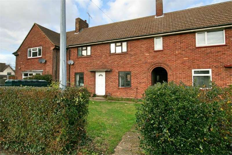 3 Bedrooms Terraced House for sale in Elysian Gardens, Tollesbury, Maldon, Essex