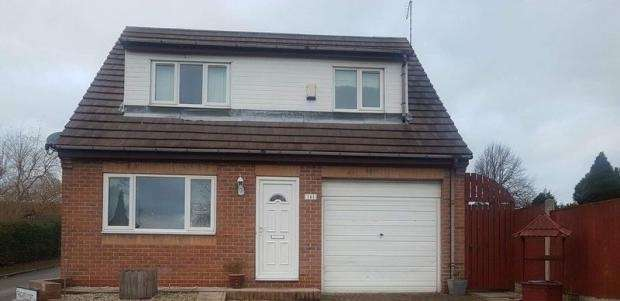 3 Bedrooms Detached House for sale in Wesley Avenue, Sheffield, South Yorkshire, S26 2DU