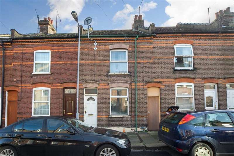 3 Bedrooms Terraced House for sale in May Street, Luton
