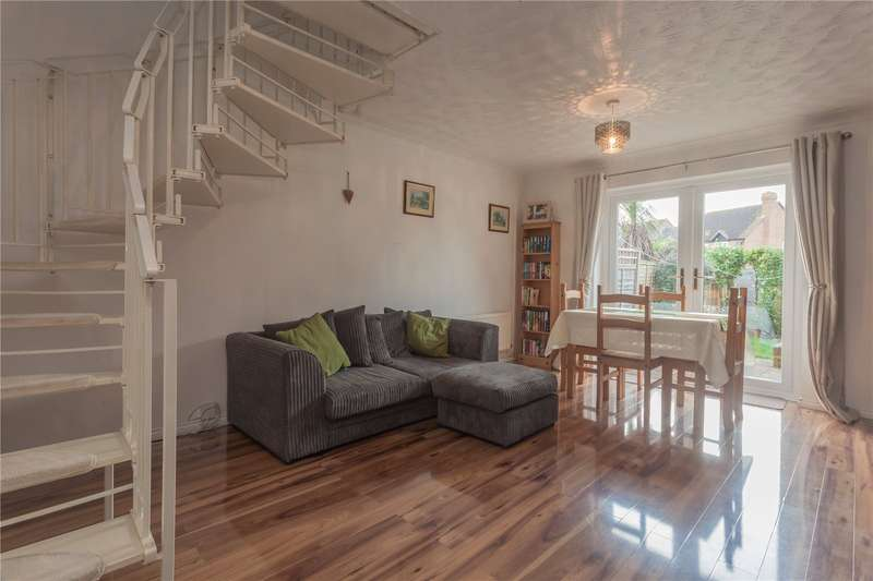 2 Bedrooms Terraced House for sale in Jupiter Way Abbeymead Gloucester GL4