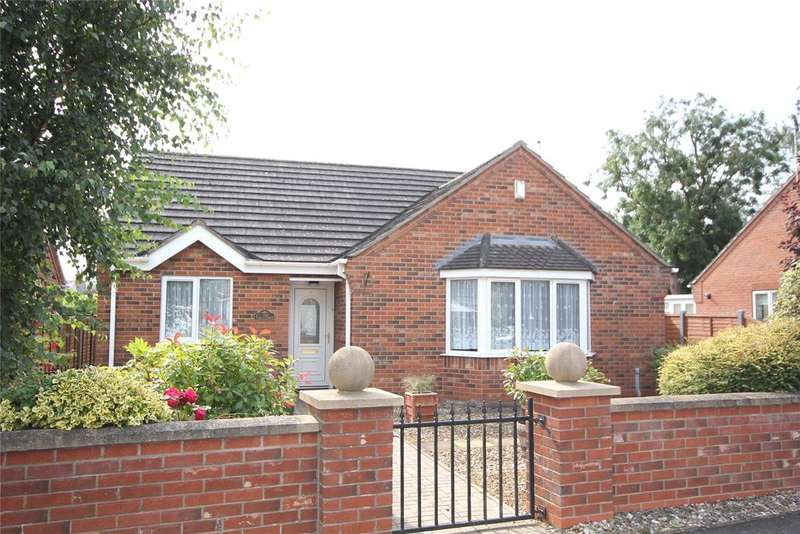 3 Bedrooms Detached Bungalow for sale in The Maltings, Leasingham, NG34