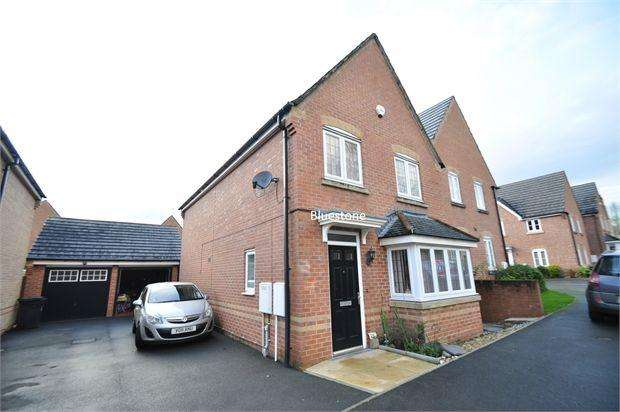3 Bedrooms Detached House for sale in Priory Grove, Langstone, Newport, NP18 2NY