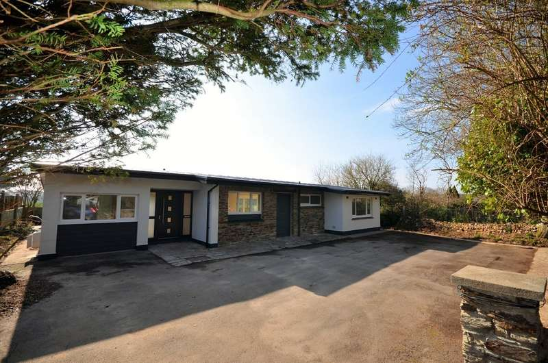 3 Bedrooms Detached Bungalow for sale in Alexandra Road, Illogan