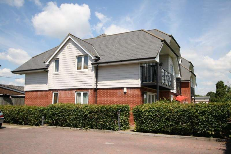 2 Bedrooms Ground Flat for sale in Greenlands View, Botley SO30