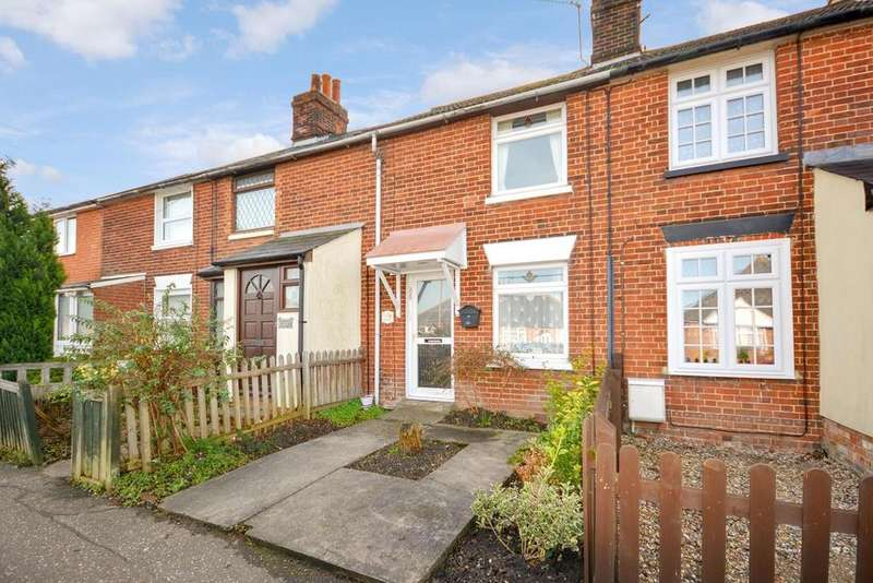 2 Bedrooms Terraced House for sale in Coggeshall Road, Braintree, Essex, CM7