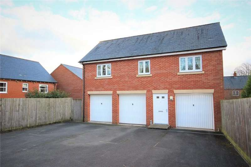 2 Bedrooms Apartment Flat for sale in Hickory Lane, Almondsbury, Bristol, BS32