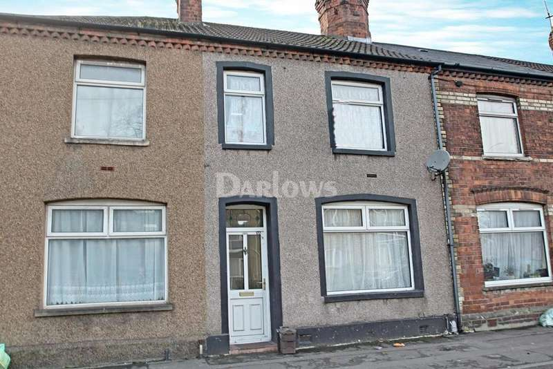 3 Bedrooms Terraced House for sale in North Clive Street, Grangetown