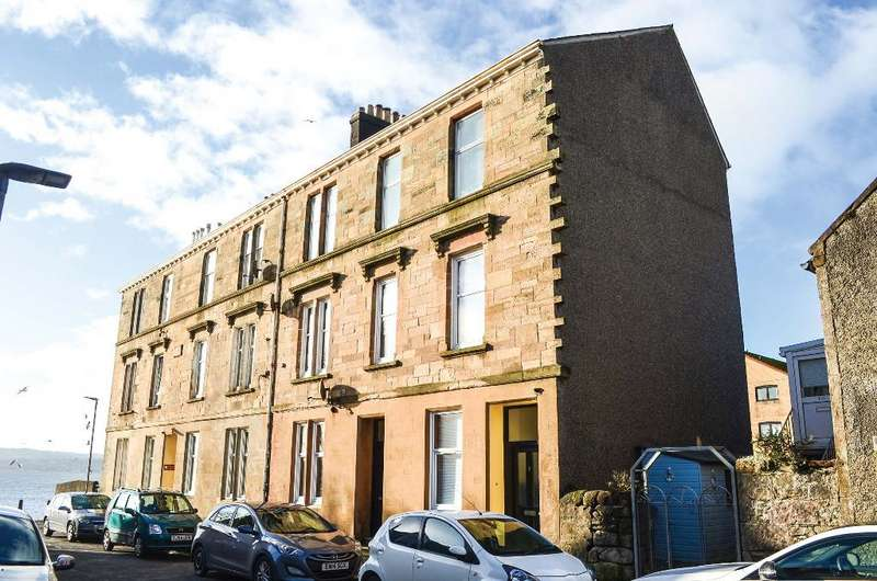 2 Bedrooms Flat for sale in Maitland Street, Flat 2/1, Helensburgh, Argyll Bute, G84 7PB