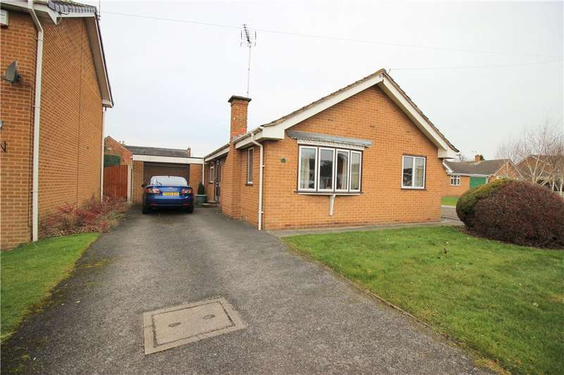 3 Bedrooms Detached Bungalow for sale in Royal Hill Road, Spondon, Derby, Derbyshire, DE21