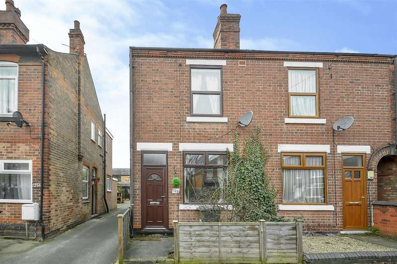 2 Bedrooms End Of Terrace House for sale in Breedon Street, Long Eaton