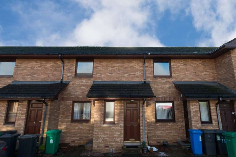 1 Bedroom Apartment Flat for sale in Glenbridge Court, Dunfermline KY12