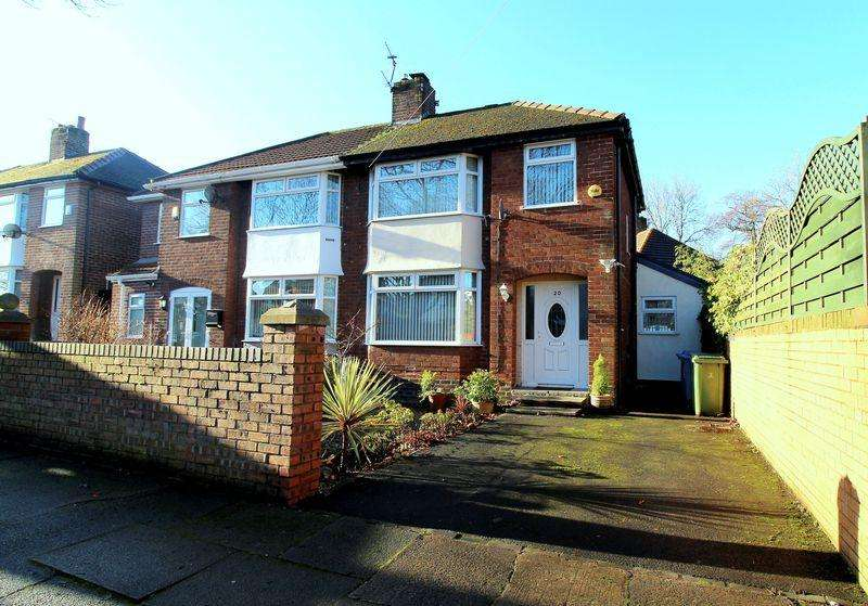 3 Bedrooms Semi Detached House for sale in Bowland Avenue, Liverpool