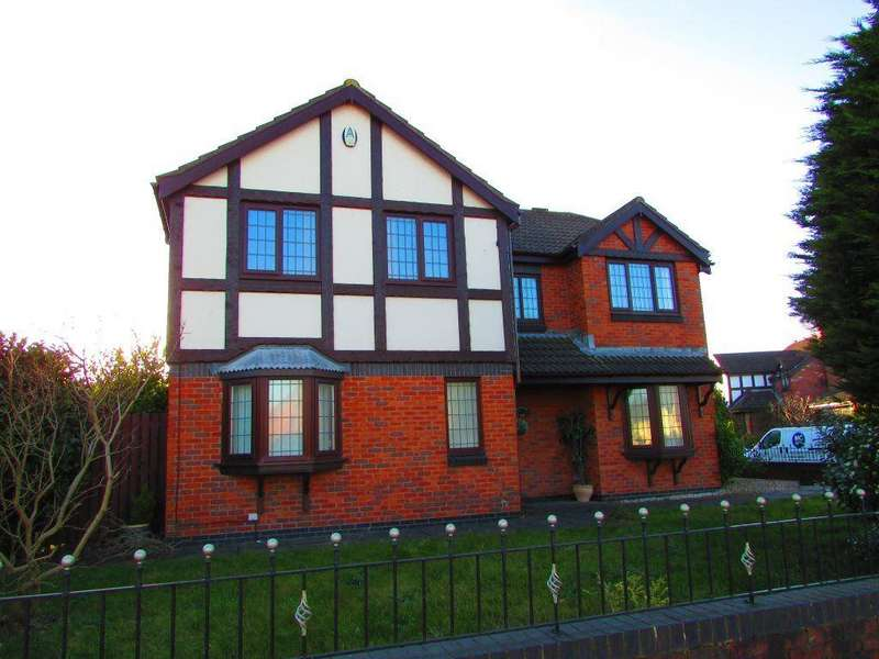 4 Bedrooms Detached House for rent in Common Edge Road, Blackpool, Lancashire