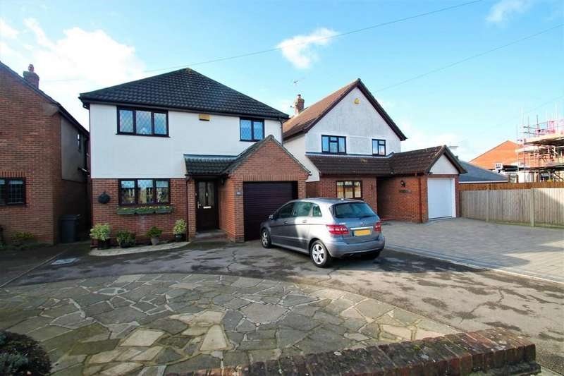 4 Bedrooms Detached House for sale in Wood Street, Chelmsford