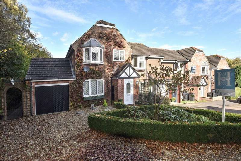 3 Bedrooms End Of Terrace House for sale in The Thorns, Marlborough, Wiltshire