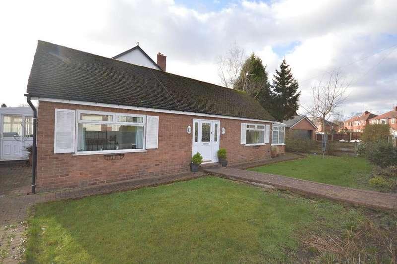 2 Bedrooms Detached Bungalow for sale in Park Drive, Heaton Norris