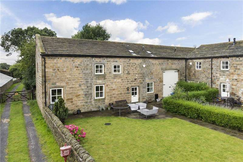 4 Bedrooms Barn Conversion Character Property for sale in Clifton Lane, Newall With Clifton, Otley