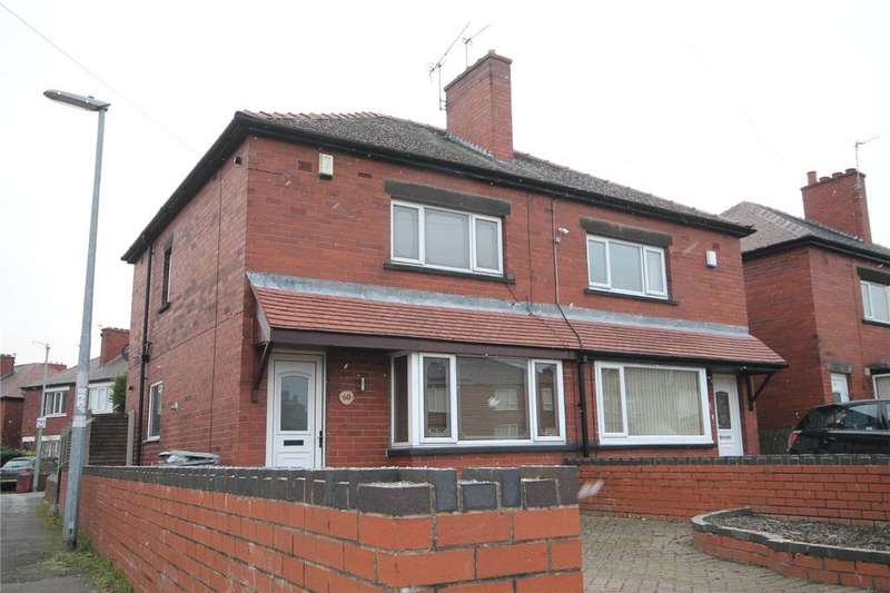 2 Bedrooms Semi Detached House for rent in Nanny Marr Road, Darfield, Barnsley, S73