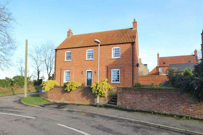 4 Bedrooms Detached House for sale in ST MARGARETS CLOSE, HUTTOFT
