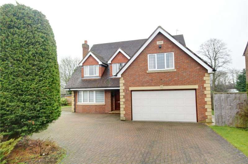 6 Bedrooms Detached House for sale in Middridge Road, Rushyford, Co Durham, DL17