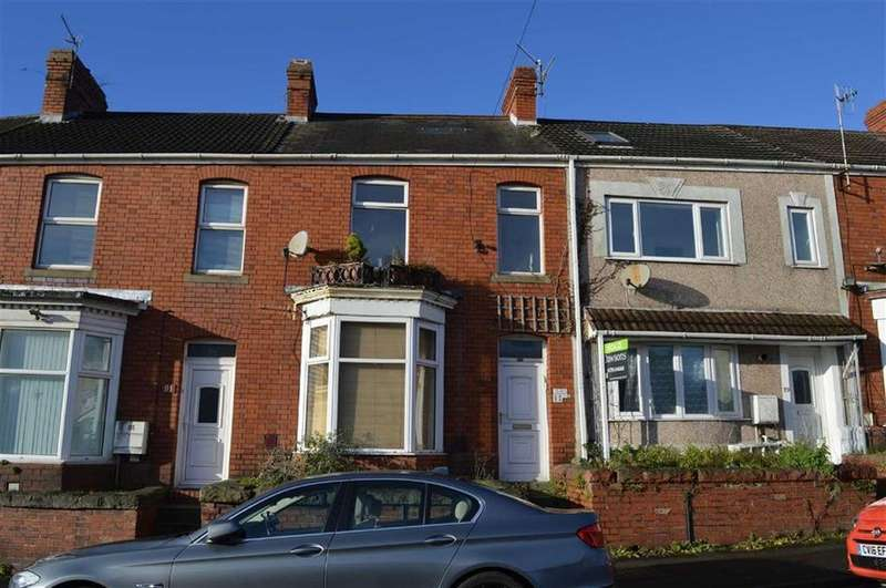 2 Bedrooms Terraced House for sale in Prince Of Wales Road, Swansea, SA1