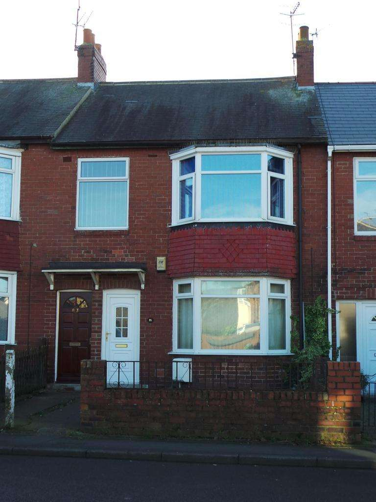 2 Bedrooms Flat for rent in Wellington Road, Dunston, Gateshead NE11