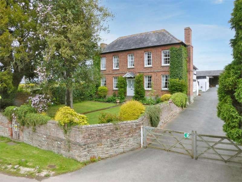 5 Bedrooms Detached House for sale in Allensmore, Herefordshire