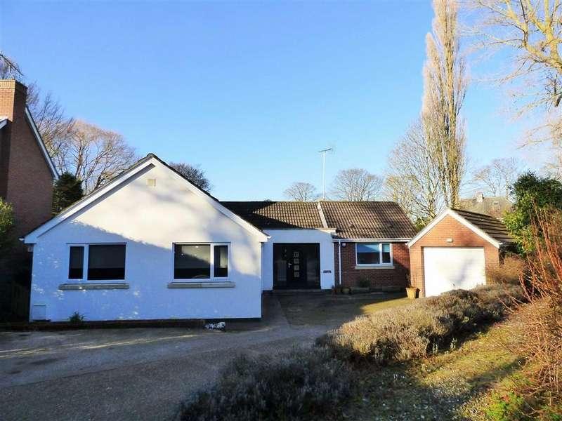 3 Bedrooms Detached Bungalow for sale in Petuaria Close, Brough