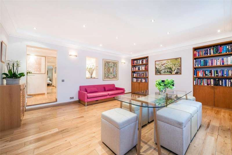 1 Bedroom Flat for sale in Onslow Square, London, SW7