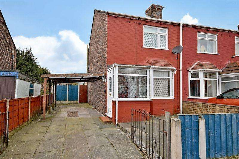 2 Bedrooms End Of Terrace House for sale in French Street, Widnes