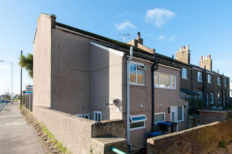 2 Bedrooms End Of Terrace House for sale in Canterbury Road, Birchington