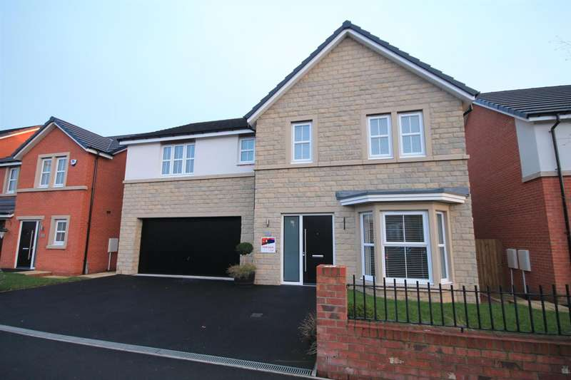 5 Bedrooms Detached House for sale in High Carr Road, Framwellgate Moor, Durham