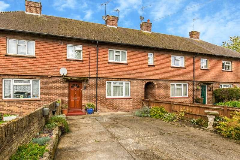 4 Bedrooms Terraced House for sale in Pollards Oak Crescent, Hurst Green, Surrey, RH8