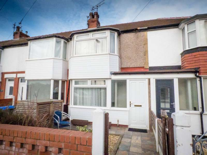 3 Bedrooms Terraced House for sale in Chapel Road, Marton, Blackpool