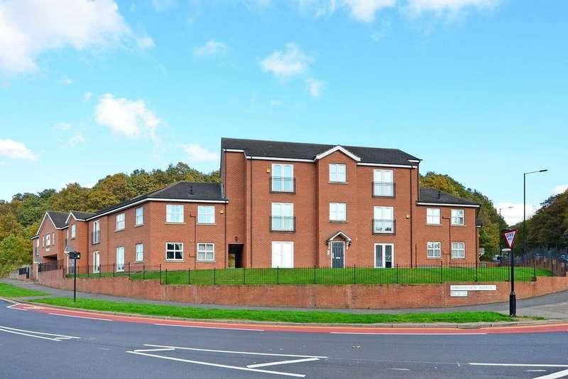 2 Bedrooms Flat for sale in Wordsworth Court, Hillsborough, S5