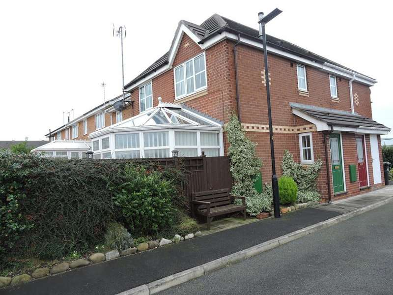 2 Bedrooms End Of Terrace House for sale in Quayside, Fleetwood
