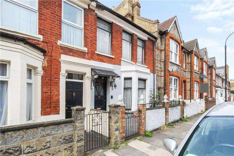 3 Bedrooms Terraced House for sale in Stronsa Road, London, W12