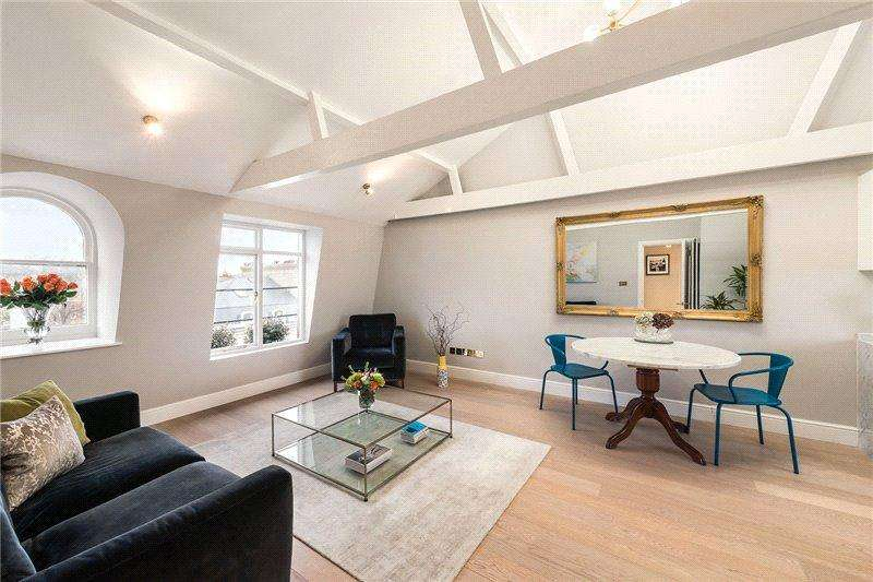 2 Bedrooms Flat for sale in Redcliffe Square, London, SW10