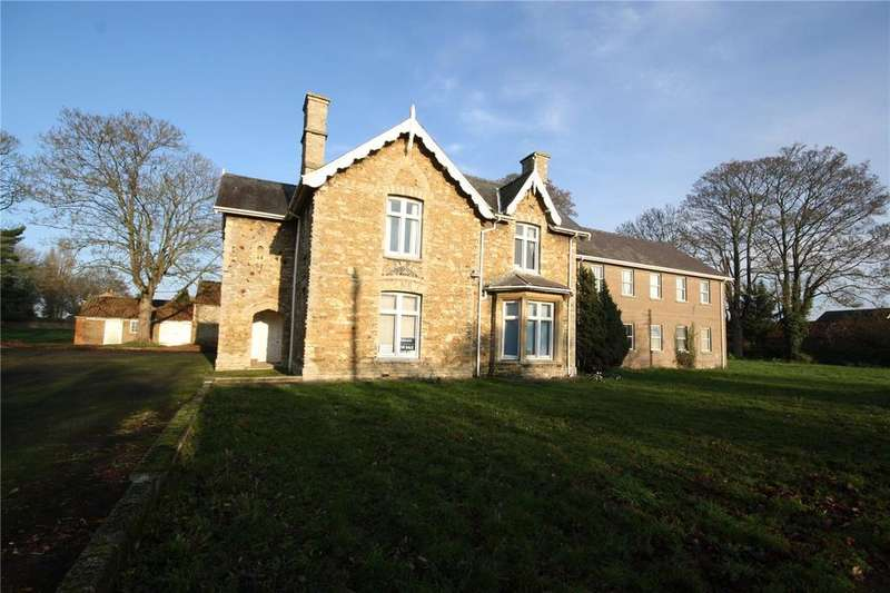 Detached House for sale in Manor Street, Ruskington, Sleaford, Lincolnshire, NG34
