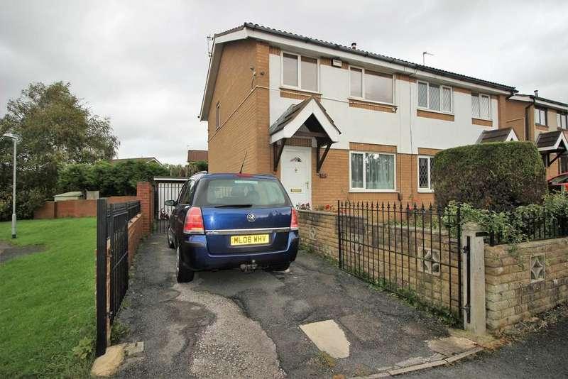 3 Bedrooms Semi Detached House for sale in Holme Slack Lane, Preston